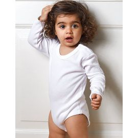 Neutral Baby Longsleeve Bodystocking