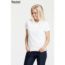 Neutral Ladies Shortsleeve Polo