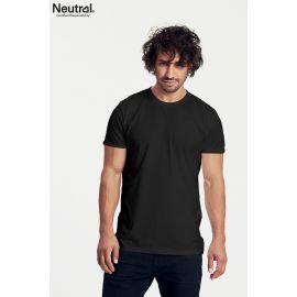 Neutral Mens Roll-Up T-Shirt