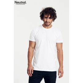 Neutral Mens Roll-Up T-Shirt