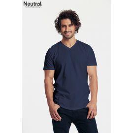 Neutral Mens V-Neck T-Shirt