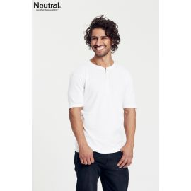 Neutral Mens SSL Granddad T-Shirt