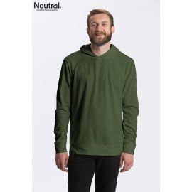 Neutral Unisex Jersey Hoodie