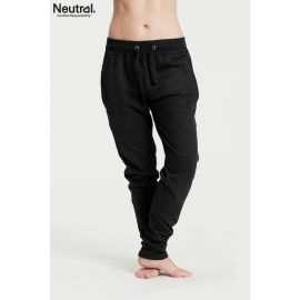 Neutral Unisex Sweatpant with Cuff