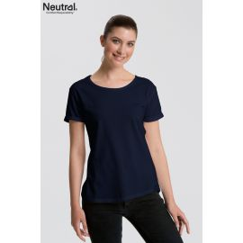 Neutral Ladies Roll-Up T-Shirt