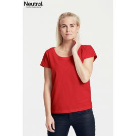 Neutral Ladies Loose Fit T-Shirt