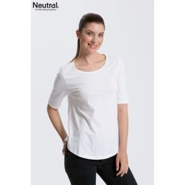 Neutral Ladies Half Sleeve T-Shirt