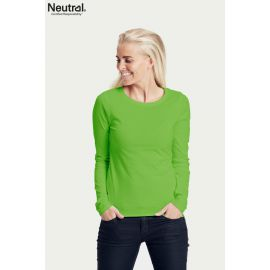 Neutral Ladies Longsleeve T-Shirt