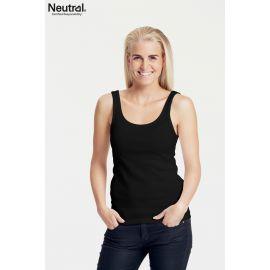 Neutral Ladies Tank Top