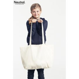 Neutral Shopping Bag Gusset