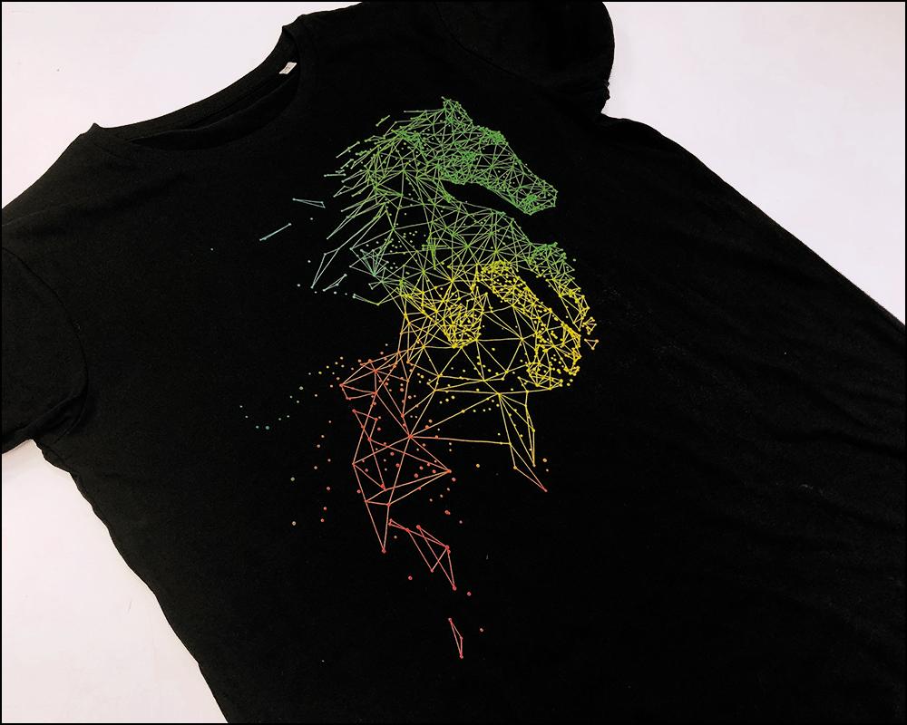 Merchandising Textildruck Siebdruck Gots Bioshirts Wien