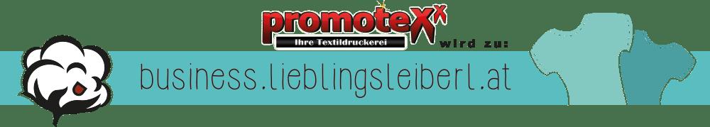 promotexx wird Lieblingsleiberl