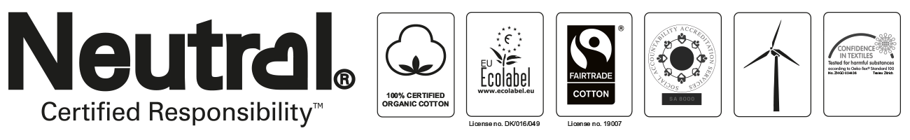 Lieblingsleiberl Neutral Fairtrade Textilien