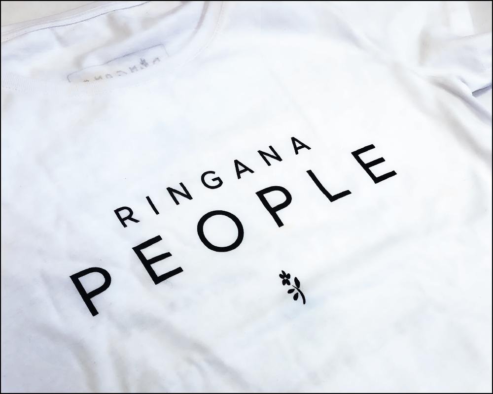 Ringana Lieblingsleiberl Siebdruck Textildruck Wien